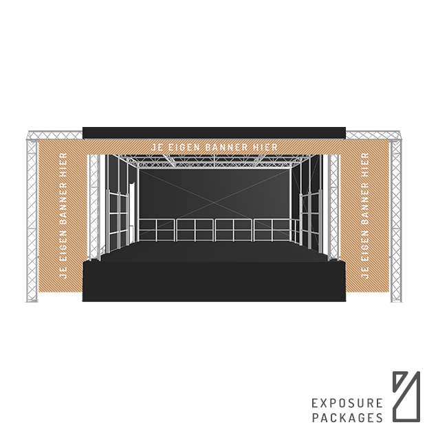 Exposure Package B Stage 30 & Stage 43 | Stage Company