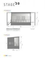 Stage30 Technische Specificaties | StageCompany Podium Huren