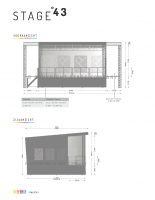 Stage43 Technische Specificaties | StageCompany Podium Huren