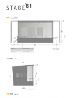 Stage61 Technische Specificaties | StageCompany Podium Huren