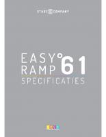 Stage 61-EasyRamp | StageCompany Podium Huren