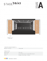 Exposure Package A-30&43 | StageCompany Podium Huren