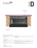 Exposure Package D Stage 61 | StageCompany Podium Huren
